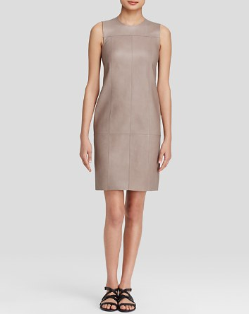 "Letizia's BOSS ""Syllepse"" dress"